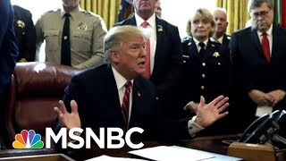 President Donald Trump Tweet-Rages As Robert Mueller Report Looms   The Last Word   MSNBC