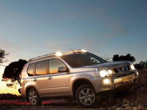 #ПроАВТО - Замена ламп ближнего света и замена предохранителей на Ниссан Икстреил Nissan X-trail Т31