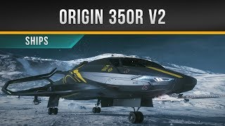 Star Citizen » Origin 350r V2