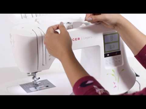 Singer C440 Legacy Sewing Machine