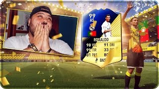 HO TROVATO CRISTIANO RONALDO !!! TOTY PACK OPENING [FIFA 17]