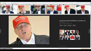 Donald Trump Great Red Dragon Satan Attacks Rapture Eagle Illuminati Freemason Symbolsim