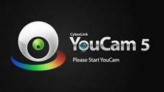 Como descargar e instalar el Ciberlink YouCam 5 full para windows 7