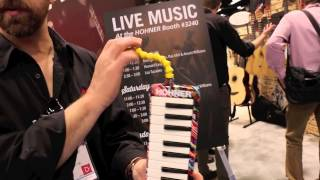 New from NAMM 2014: Hohner AirBoard