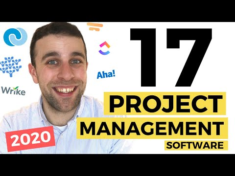 Top 17 Project Management Software in 2020