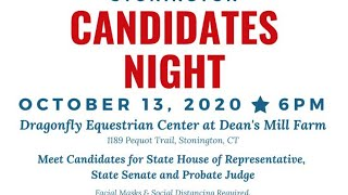 Stonington Candidates Night