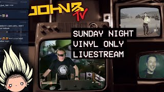 John B - Live @ Sunday Nigh Vinyl Only D&B Classics Sessions #11 2021