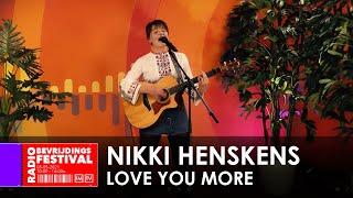 Radio Bevrijdingsfestival 2021 - Nikki Henskens - Love You More
