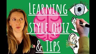 What Learning Style Are You? And Why It Doesnt Matter!