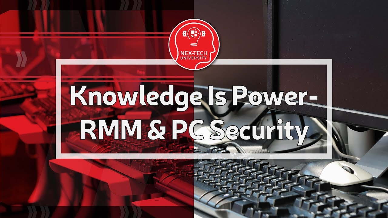 RMM & PC Security