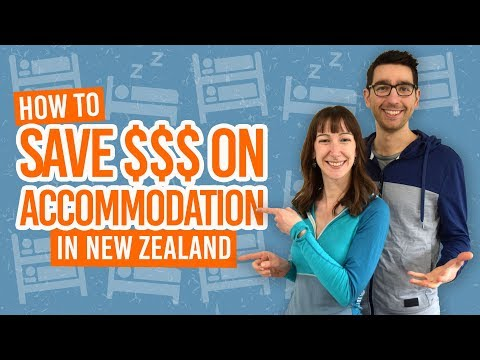 How to Save Money on Accommodation When Travelling New Zealand