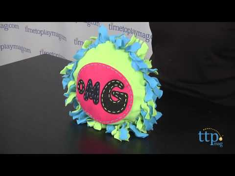Pillow Text-OMG from Alex Toys