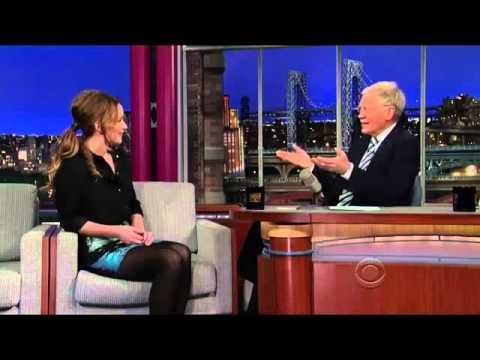 Jennifer Lawrence Interview with David Letterman