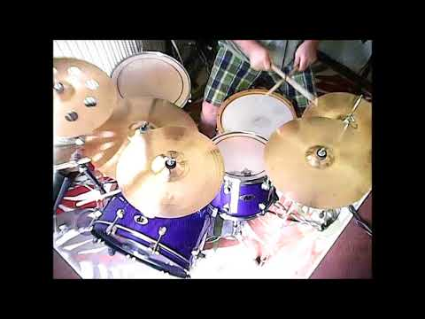 Old Time Gospel Hymn Drum Cover Mix