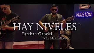 Esteban Gabriel - Hay Niveles (en vivo)