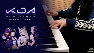 """KDA, """"POP/STAR"""" 
