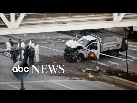 New York City witnesses deadliest terrorist attack since 9/11