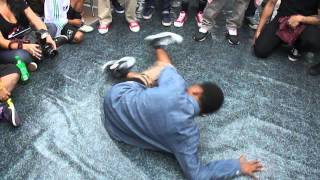 2012 Footwork Battle (2 of 2)