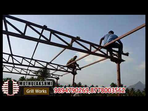 Muthulakshmi Grill works