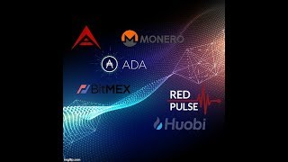 TenX Withdrawls, Monero (XMR) Bulletproofs, Cardano Futures, ARK wallet, Red Pulse