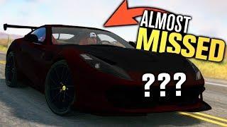The Crew 2 - The Ferrari YOU ALMOST MISSED!