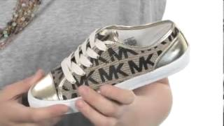 MICHAEL Michael Kors Kids - MMK Sneaker (Toddler/Youth)  SKU#:8042233