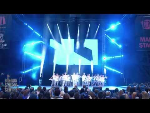 London Studio Centre at MOVE IT 2015: choreography by Rebecca Howell