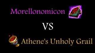 Morellonomicon Vs Athene's Unholy Grail - In Depth