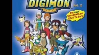 """Video thumbnail of """"Digimon 02 Soundtrack -1- Ich werde da sein (German/Deutsch)"""""""