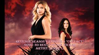 Revenge S04E08   No Rest For The Wicked By Lykke Li