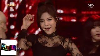 [에이오에이(AOA)] 사뿐사뿐 @인기가요 Inkigayo 141228