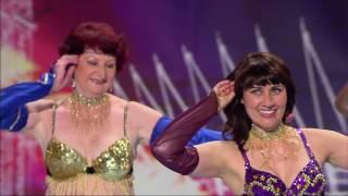 Starsze Panie zatańczyły w stylu Bollywood na castingu do Mam Talent!
