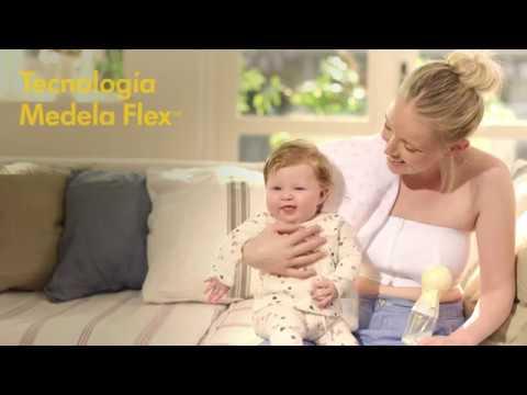 Extractor de leite elétrico doble Swing Maxi Flex Medela