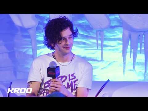 The 1975 Interview at KROQ Almost Acoustic Christmas 2019
