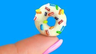 Миниатюрные сладости - 10 идей!