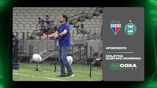 #FORxCFC - Coletiva Gustavo Morínigo