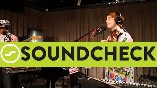 Owen Pallett: 'Soldier's Rock,' Live On Soundcheck