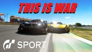 GT Sport This Is War - GR.3 Daily Race