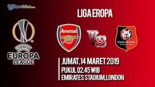 Live Streaming Arsenal FC Vs Rennes, Jumat Pukul 02.45 WIB Live di RCTI
