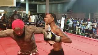 This fight had to be stopped! craziest match of the year