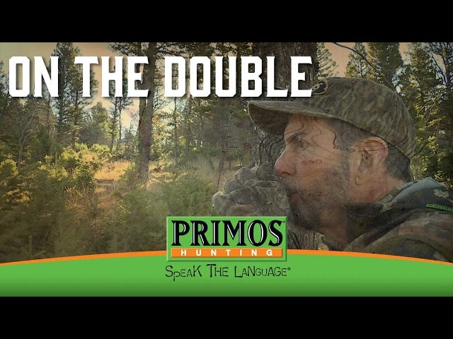 How to use Primos On The Double Elk Call