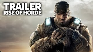 Gears of War 4 Official Trailer   Rise of the Horde