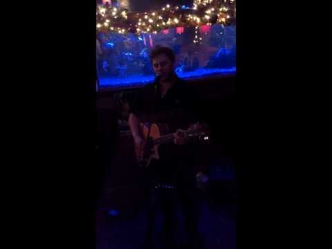 Brandon Miles - Downtown Baby LIVE performance Lake Villa, IL 12/13/2013