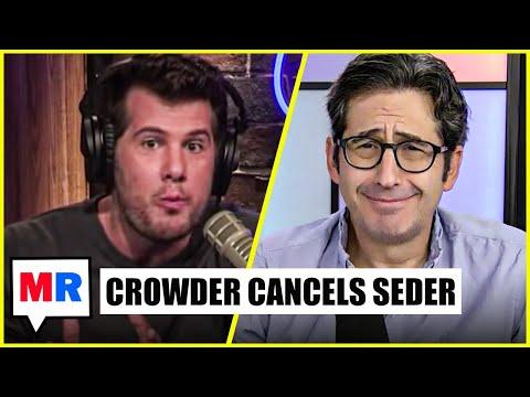 Steven Crowder CANCELS Sam Seder