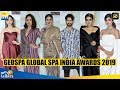 GeoSpa Global Spa India Awards 2019 Full Show   Sh