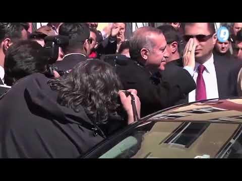 فيديو بوابة الوسط إردوغان يؤدي اليمين الدستورية بسلطات معززة الإثنين