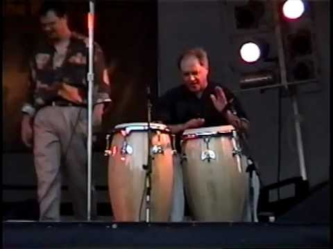 Luis Diaz Quintet at Jazz in The Park  Part II