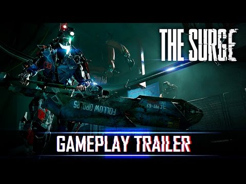 The Surge Steam Key GLOBAL - Video Trailer