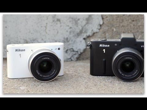 Nikon 1: J1 V1 Camera Review
