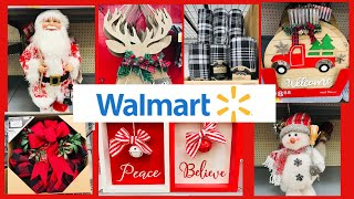 Walmart Christmas Shop with Me Christmas Decorations 2020🎄